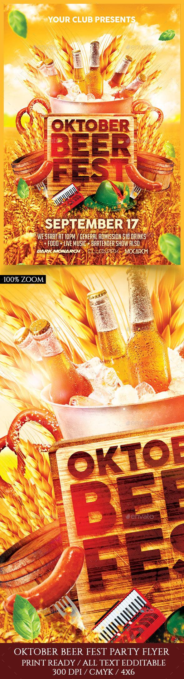 Oktober Beer Fest - Holidays Events