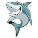 White Shark - GraphicRiver Item for Sale