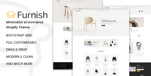 Image of Furnish - Minimal Furniture Shopify Theme
