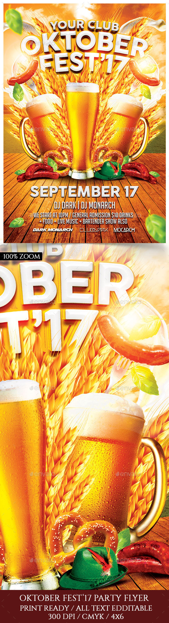 Oktoberfest 2017 v3 - Holidays Events