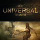Universal Cinematic Teaser - VideoHive Item for Sale