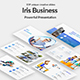 Iris Business Professional Powerpoint Template