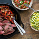 Homemade beef fajitas  - PhotoDune Item for Sale