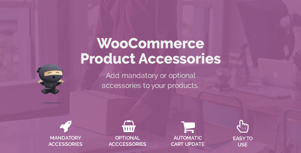 WooCommerce Product Accessories | Prosyscom Tech 1