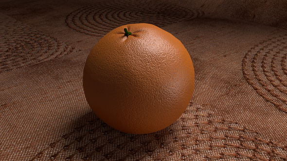 3DOcean Orange 20534028