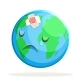 Ecology Sick Sad Suffer Emotion Nature Earth Globe