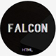 Falcon - Creative One Page Parallax