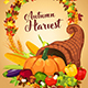 Autumn Harvest Poster - GraphicRiver Item for Sale