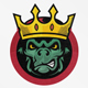 Monster King Logo - GraphicRiver Item for Sale