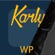Karly - Creative WordPress Theme