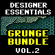 Grunge Bundle Vol.2 - GraphicRiver Item for Sale