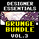 Grunge Bundle Vol.3 - GraphicRiver Item for Sale