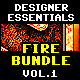 Fire Bundle Vol.1 - GraphicRiver Item for Sale