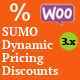 SUMO Dynamic Pricing Discounts - WooCommerce Discount System