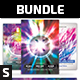 Party Flyer Bundle Vol.80