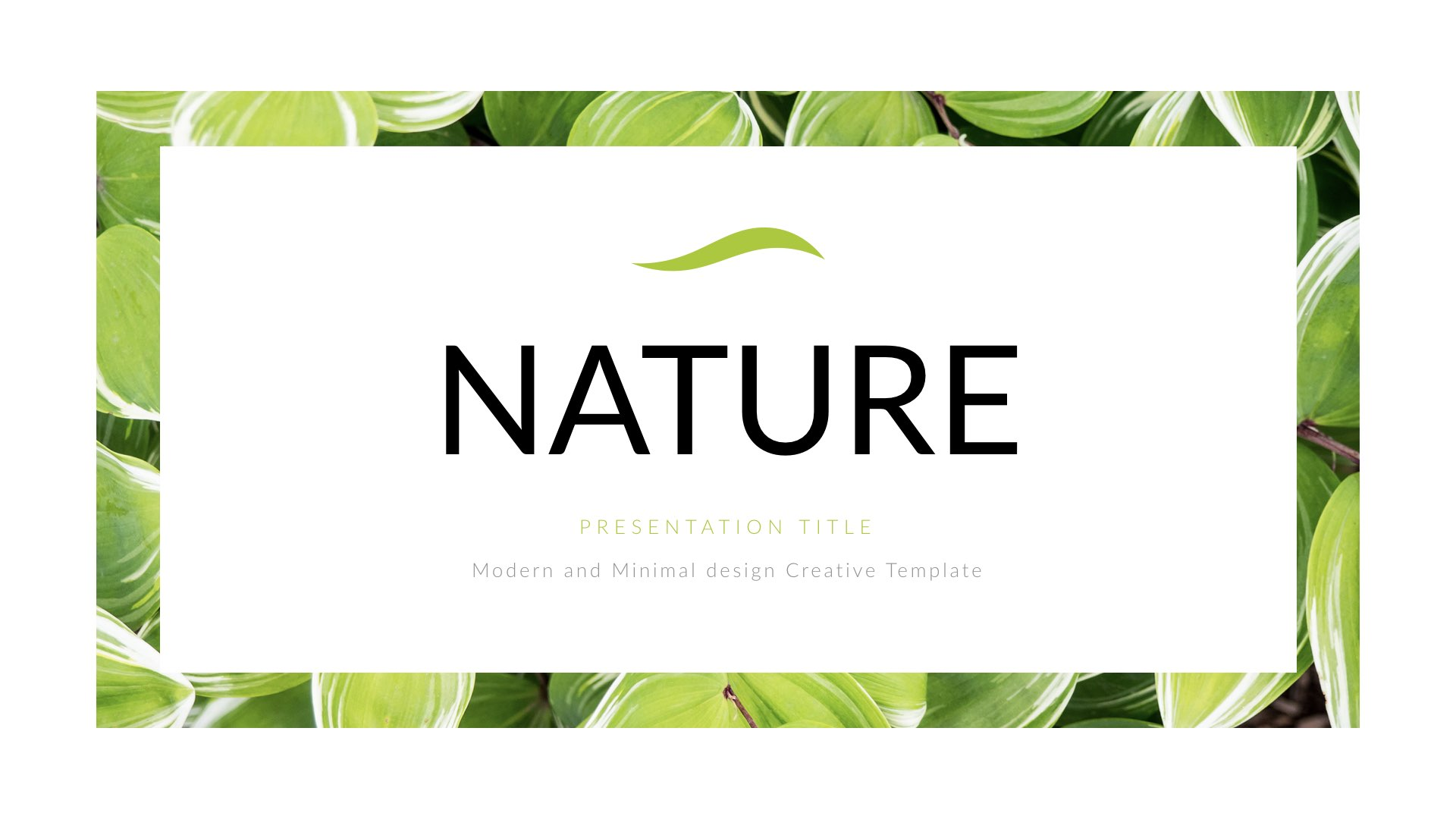 Nature powerpoint background 001 collection 15 wallpapers nature simple creative powerpoint template by 5yue graphicriver alramifo Choice Image