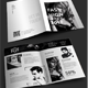 Bifold Fashion Brochure