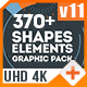 Shapes & Elements Graphic Pack - VideoHive Item for Sale
