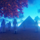Pyramids and People - VideoHive Item for Sale