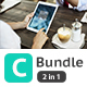 C Bundle 2 in 1 Power Point Presentation