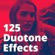 125 Duotone Color Effects Template - GraphicRiver Item for Sale