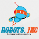 Robots, Inc Logo Template - GraphicRiver Item for Sale