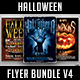 Halloween Flyer Bundle V4 - GraphicRiver Item for Sale