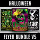 Halloween Flyer Bundle V5 - GraphicRiver Item for Sale