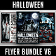 Halloween Flyer Bundle V6 - GraphicRiver Item for Sale