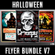 Halloween Flyer Bundle V7 - GraphicRiver Item for Sale