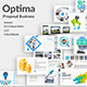 Optima Proposal Business Google Slide Template - GraphicRiver Item for Sale