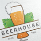 Beer House / Pub - Logo Template - GraphicRiver Item for Sale