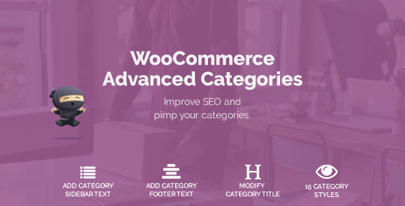 WooCommerce Advanced Categories - CodeCanyon Item for Sale