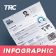 Infographic Resume Vol.1 - GraphicRiver Item for Sale