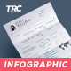 Infographic Resume/Cv Volume 8 - GraphicRiver Item for Sale