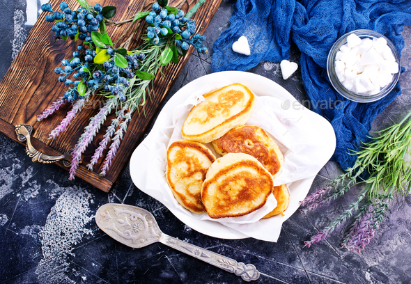 pancakes - Stock Photo - Images
