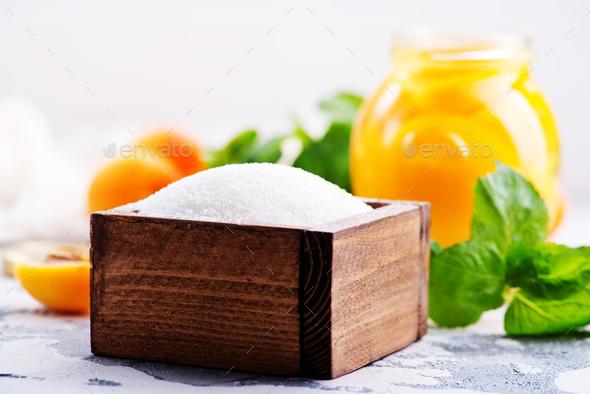 sugar - Stock Photo - Images