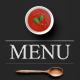 Restaurant Menu Flyer - GraphicRiver Item for Sale