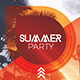 Summer - Psd Templates - GraphicRiver Item for Sale