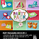 The Party Pack Packaging Mock Ups 3 - GraphicRiver Item for Sale