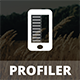 Profiler | PhoneGap & Cordova Mobile App