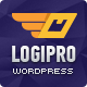LogiPro - Transportation & Logistics WordPress Theme