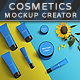 Cosmetic Products Mockup - GraphicRiver Item for Sale