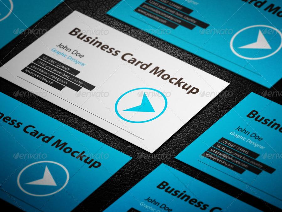 Business Card Mockup Big Bundle by BlueMonkeyLab | GraphicRiver