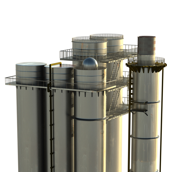 3DOcean Industrial Models 20539236