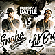 Hip-Hop Battle Flyer