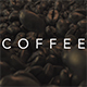 Coffee Beans - Falling