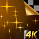 Gold Particles 4K - VideoHive Item for Sale