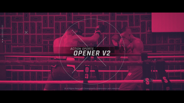 VideoHive Action Sports Opener v2 20540986