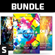 Party Flyer Bundle Vol.88 - GraphicRiver Item for Sale